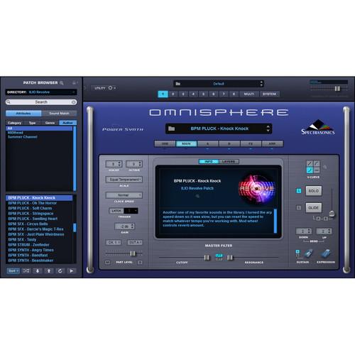 Omnisphere Piano Patches