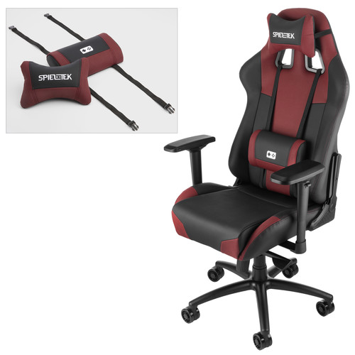 Strange Spieltek Bandit Xl Gaming Chair V2 Black Frankydiablos Diy Chair Ideas Frankydiabloscom