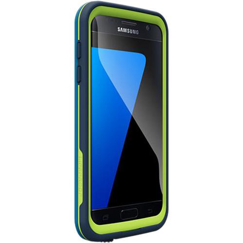 separation shoes 2d62b 474be LifeProof frē Case for Galaxy S7 (Banzai Blue)