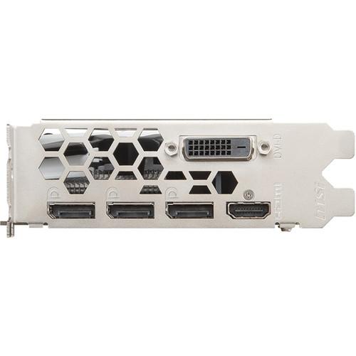 Tarjeta gráfica MSI Radeon RX 570 ARMOR 8G OC