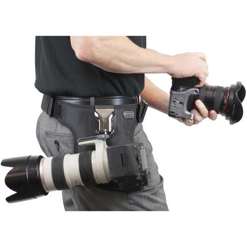 Camera holsters and choosing a camera strap