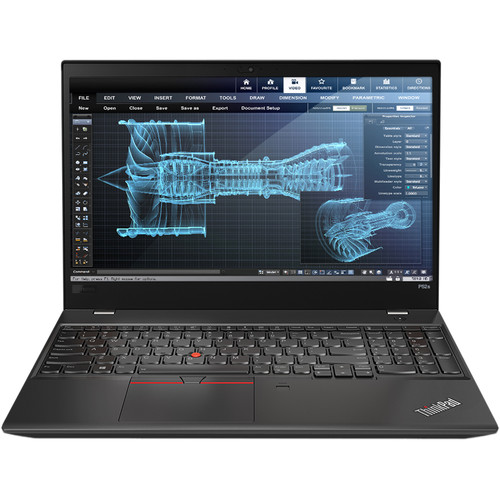 "Lenovo 15.6"" ThinkPad P52s Multi-Touch Mobile Workstation"