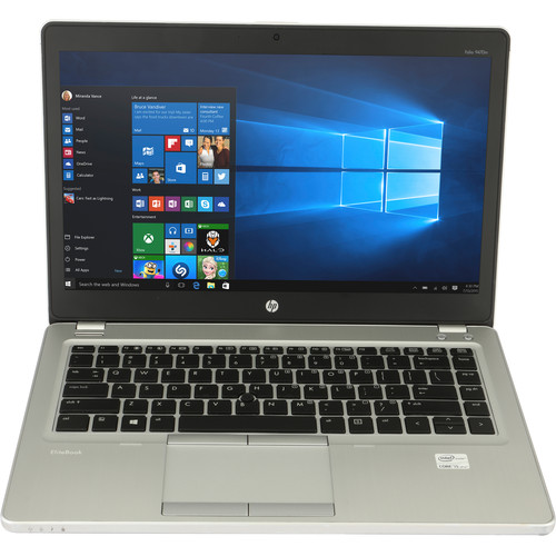 "Refurb HP EliteBook Folio 9470m 14"" HD Intel Core i5 Laptop"