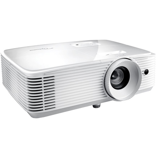 Optoma HD27E Full HD 1080p 3400-Lumens DLP Home Theater Projector