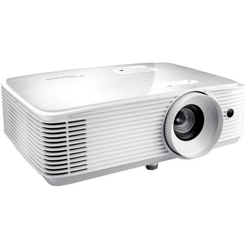 Optoma HD27E 3400-Lumens 1080p DLP Home Cinema Projector
