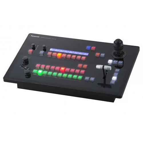 Live Production Streaming Switcher Controller and PTZ Camera Controller