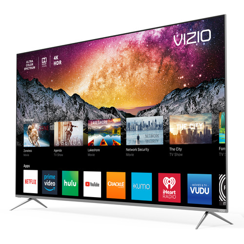 "Vizio P-Series 65"" 1080p Smart LED HDTV"