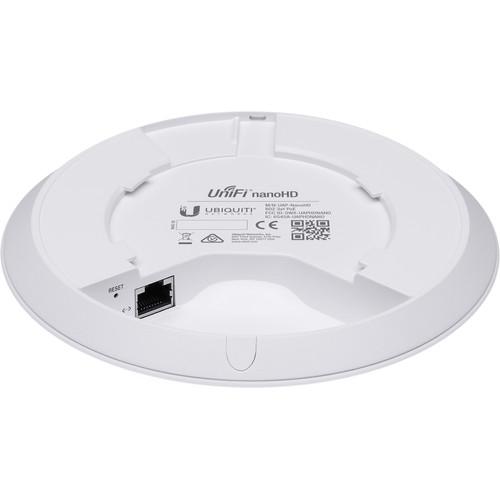 Ubiquiti Networks UniFi nanoHD 4x4 MU-MIMO 802.11ac Punto de acceso Wave-2