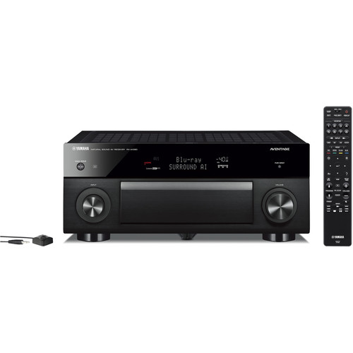 Yamaha AVENTAGE RX-A1080 7.2 Channel Network A/V Home Theater Receiver