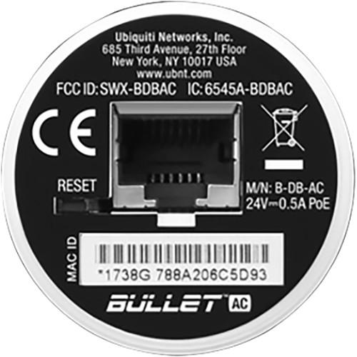 Radio AC de banda dual AC de banda dual de Ubiquiti Networks con administración dedicada de Wi-Fi