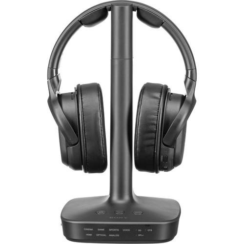 Sony L600 Wireless Digital Surround Overhead Headphones