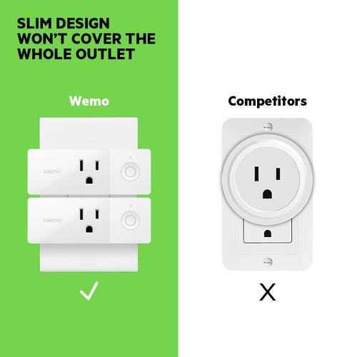 WEMO WeMo Mini Smart Plug