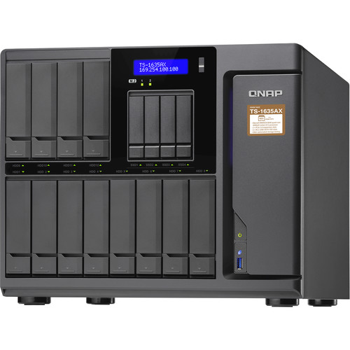 QNAP TS-1635AX 16-Bay NAS Enclosure