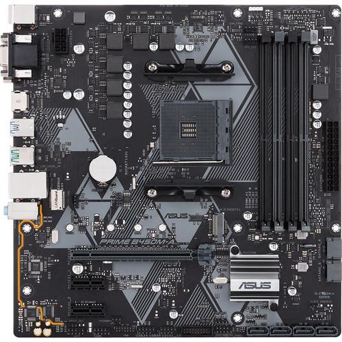 Placa madre ASUS Prime B450M-A / CSM AM4 Micro-ATX