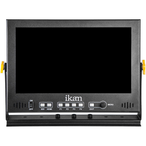 "ikan D12 11.6"" 3G-SDI Full HD Monitor with IPS Panel"