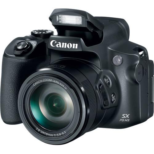 Cámara digital Canon PowerShot SX70 HS