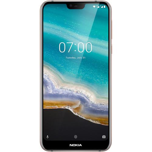 B&H Photo Video - Nokia 7 1 Dual-sim 64gb Smartphone
