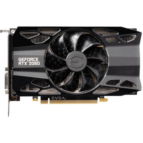 Tarjeta gráfica EVGA GeForce RTX 2060 XC
