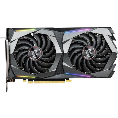 Tarjeta gráfica MSI GeForce GTX 1660 Ti GAMING X