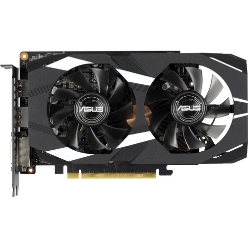 ASUS Dual GeForce GTX 1660 Ti OC Edition Graphics Card