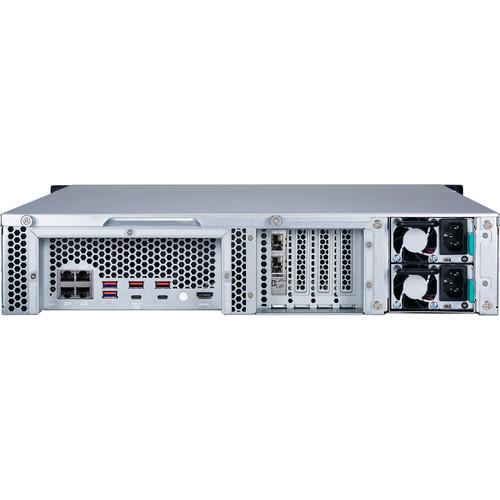 QNAP TVS-872XU-RP 8-Bay NAS Enclosure