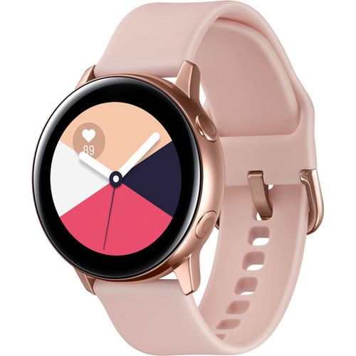 Galaxy Watch Active (Rose Gold)