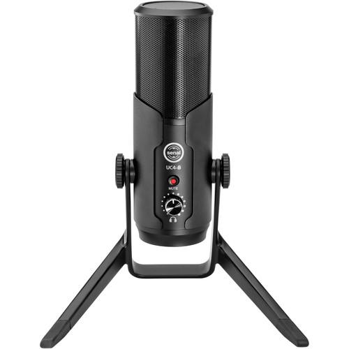 Senal UC4-B USB Professional Multi-Pattern Microphone