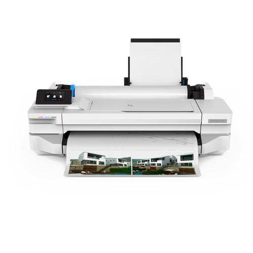 """Impresora de inyección de tinta de gran formato HP DesignJet T100 de 24 """""""