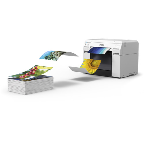 Click to see the EPSON SureLab D870 at B&H