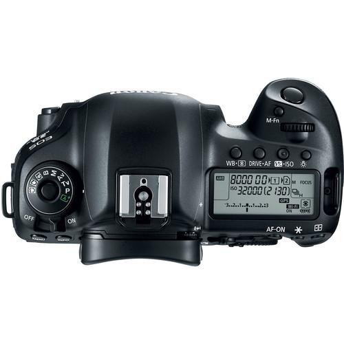 EOS 5D Mark IV DSLR Camera (Body Only)