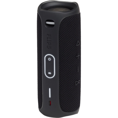 Altavoz Bluetooth impermeable JBL Flip 5 (negro medianoche)