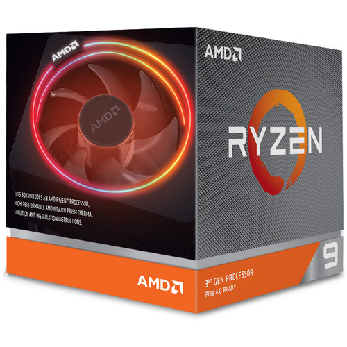 Procesador AMD Ryzen 9 3900X 3.8 GHz 12-Core AM4