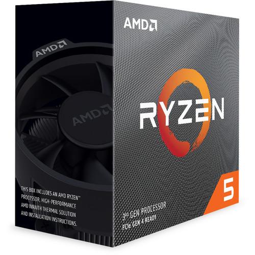 Procesador AMD Ryzen 5 3600 3.6 GHz de seis núcleos AM4