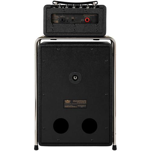 Black 50W Bluetooth Speaker VOX Mini Superbeetle Audio
