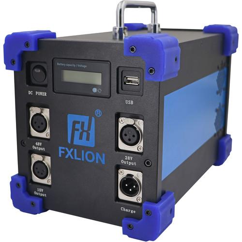 Fxlion 1232Wh 15/28/48V Lithium-Ion Mega Battery