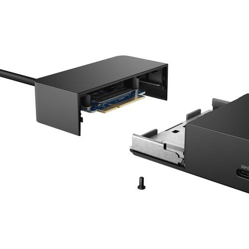 Dell WD19TB Thunderbolt Dock (Black)