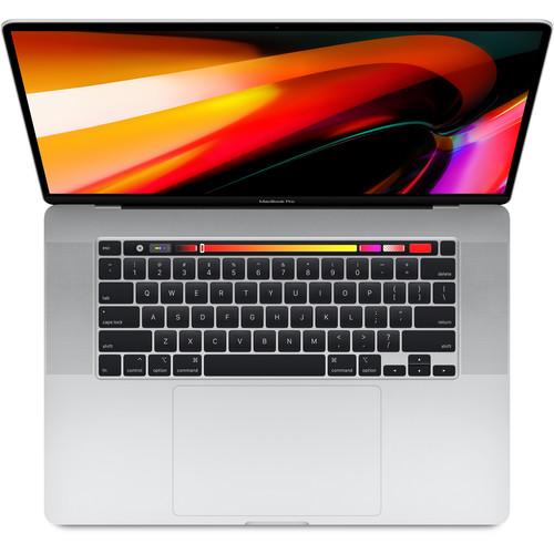 "Apple 16"" MacBook Pro (Late 2019, Silver)"