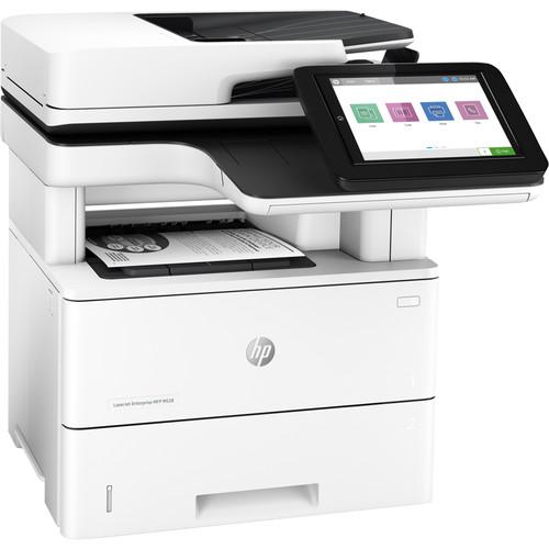 Impresora láser monocromática HP MFP M528dn