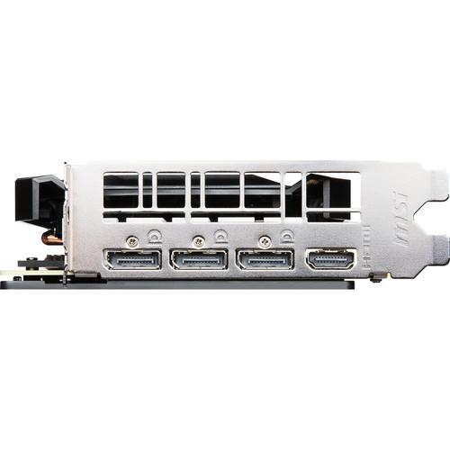 Tarjeta gráfica MSI Radeon RX 5500 XT MECH OC