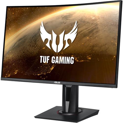 """Monitor de juegos ASUS TUF Gaming VG27VQ 27 """"16: 9 curvo 165 Hz FreeSync VA"""