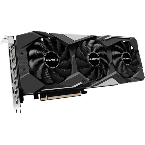 Tarjeta gráfica Gigabyte Radeon RX 5600 XT GAMING OC