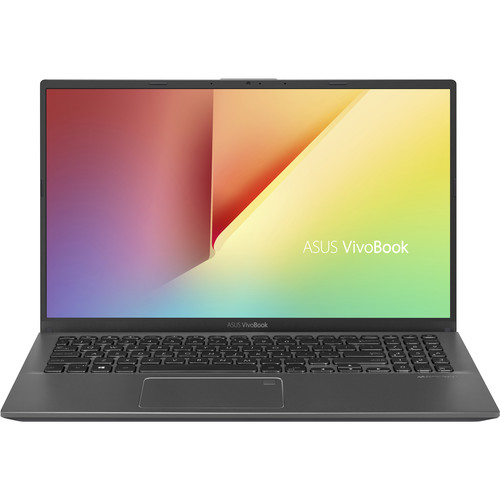 """ASUS 15.6"""" VivoBook 15 F512DA Laptop (Ryzen 5, 8GB DDR4, 512GB SSD, Radeon Vega 8, Slate Gray)"""
