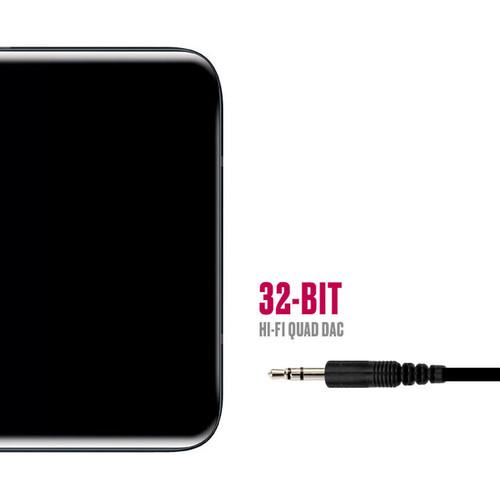 LG V40 ThinQ 64GB Smartphone (Unlocked, Aurora Black)
