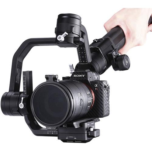Quick Filter Adapter Ring Exchange System UURig 58MM Aluminum Rapid Camera Lens ND Filter Mount Bracket