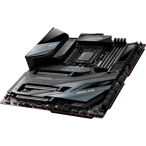 Placa madre MSI MEG Z490 GODLIKE LGA 1200 E-ATX