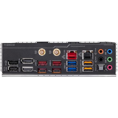 Placa base Gigabyte Z490 Vision D LGA 1200 ATX