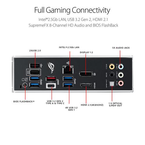 Placa base ASUS Republic of Gamers STRIX B550-F Gaming AM4 ATX