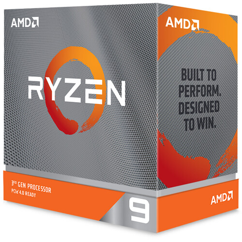 Procesador AMD Ryzen 9 3900XT 3.8 GHz 12-Core AM4