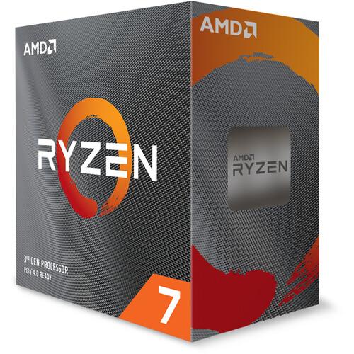Procesador AMD Ryzen 7 3800XT 3.9 GHz 8-Core AM4