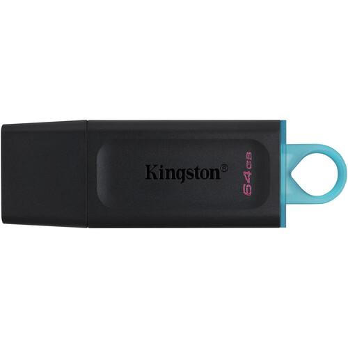 Unidad flash Kingston DataTraveler Exodia de 64 GB